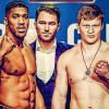 Anthony Joshua Will Face Alexander Povetkin