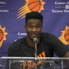Suns Rookie Deandre Ayton Drew a Picture of Him Dunking All Over Joel Embiid