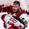 Habs Deslauriers Taken to Hospital After Fight