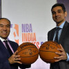 Kings, Pacers Become 1st NBA Teams to Play in India