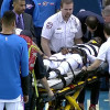 Nerlens Noel Stretched Off the Court After Terrifying Fall