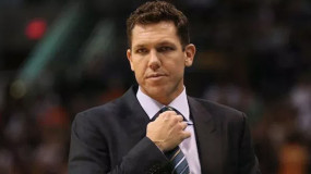 Former Sports Reporter Sues Luke Walton for Sexual Assault