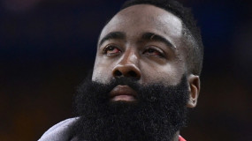 James Harden is Struggling With His Vision After Game 2