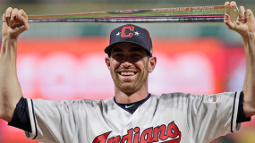 Cleveland Indians' Shane Bieber Named All-Star Game MVP