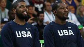 Durant and Kyrie Decided to Team Up Before the 2018-19 Season