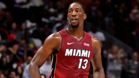 Miami Heat's Bam Adebayo Destroyed by Kobayashi in Burger-Eating Contest
