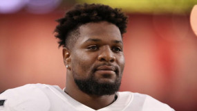 Raiders' Vontaze Burfict Suspended for Rest of Season