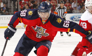 Jaromir Jagr Panthers 2015