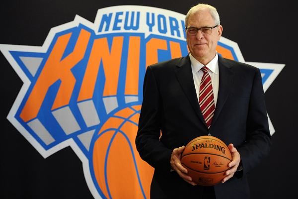 BESTPIX New York Knicks Press Conference