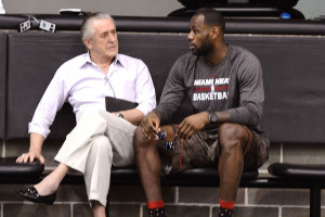 2014 NBA Finals - Practice and Media Availability