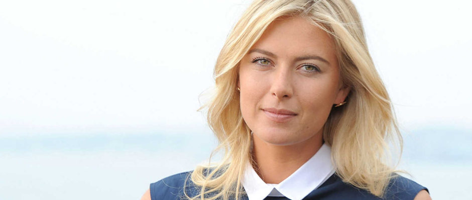 Maria Sharapova Banned from Tennis for 2 Years