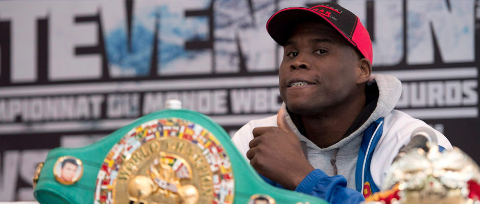 Kovalev vs. Ward: Adonis Stevenson Watches and Waits
