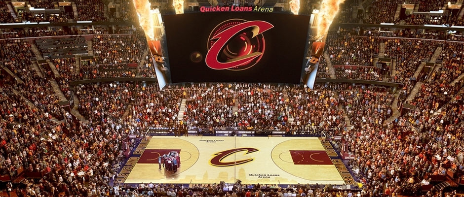 Cavaliers Expect NBA All-Star Game to Come to Cleveland After Quicken Loans Arena Renovation