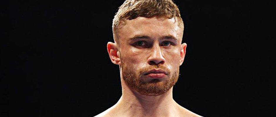 Carl Frampton: 2016 Fighter of the Year