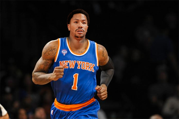 Derrick rose will be voting himself into the nba all star game - Derrick rose wallpaper knicks ...
