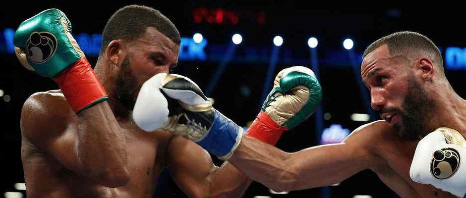 Badou Jack and James DeGale Set Tone for 2017