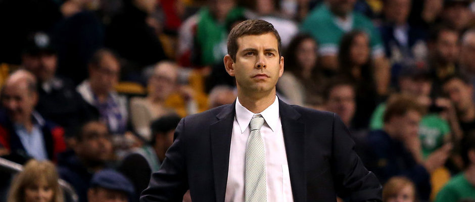 Celtics Coach Brad Stevens Would 'Welcome' a Melo Trade, But Boston Ain't Biting
