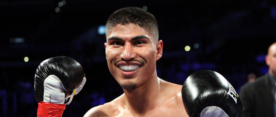 Mikey Garcia Looks to Become Three-Division Champion
