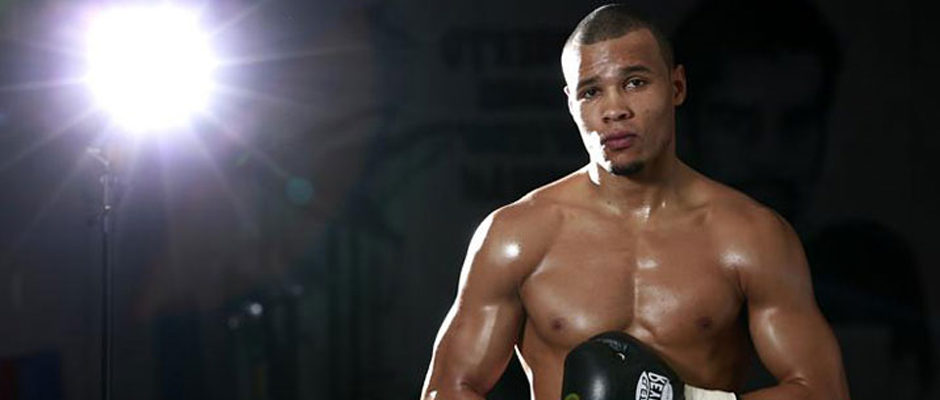 Chris Eubanks Jr. Moves to Super Middleweight