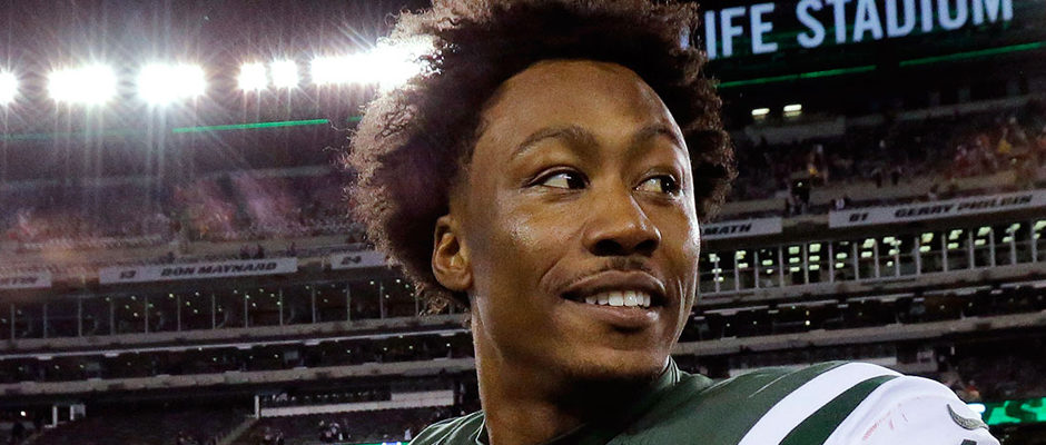 Brandon Marshall, Giants Agree on 2-Year Deal