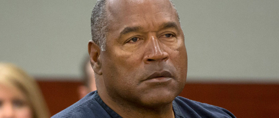 O.J. Simpson Could be Released this Year