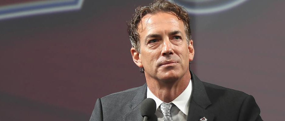 Avalanche Still Have Faith in Sakic Despite Terrible Season
