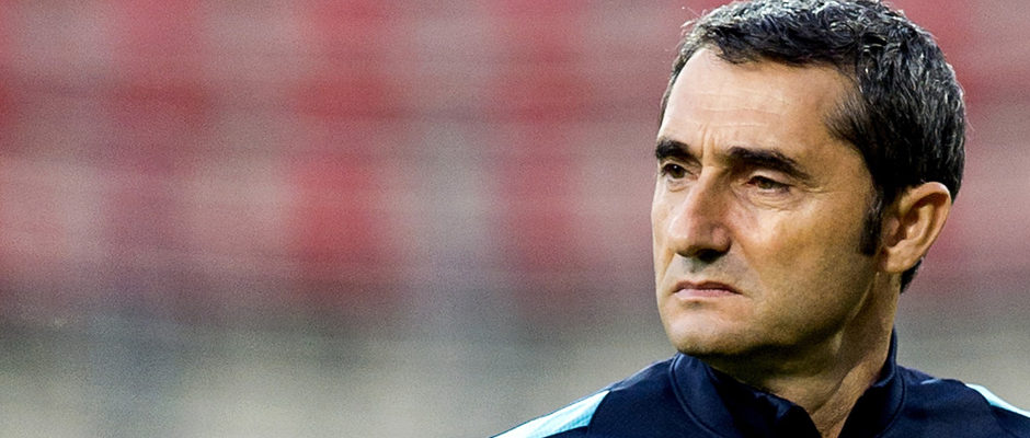 Ernesto Valverde Appointed as New Head Coach for Barcelona