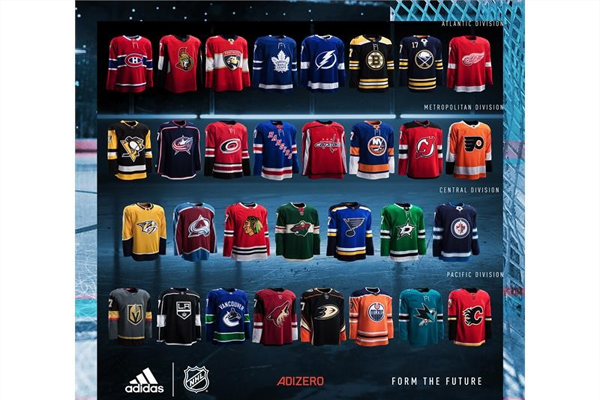 adizero authentic nhl