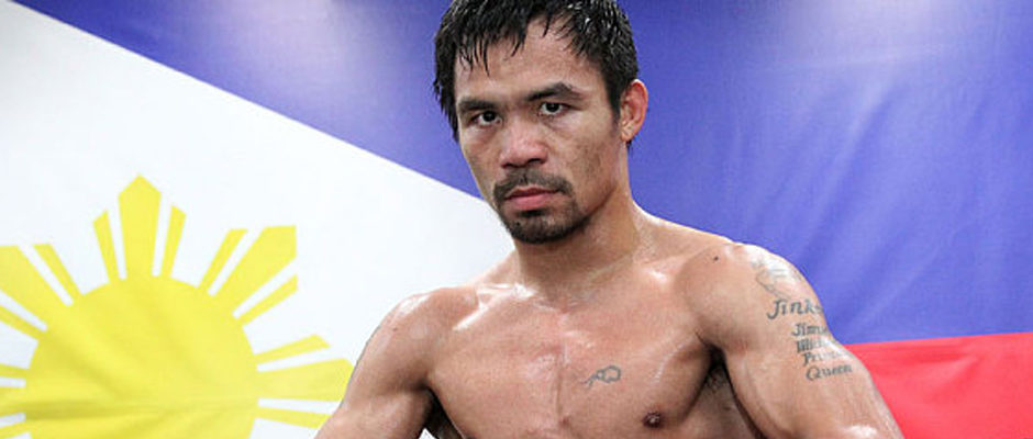 Manny Pacquiao's Five Biggest Wins