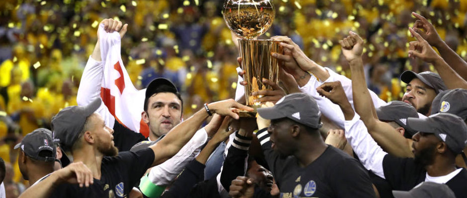 Warriors Drop $150K at Nightclub for Championship Celebration