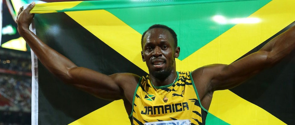 Usain Bolt Reveals Torn Hamstring after World Championships