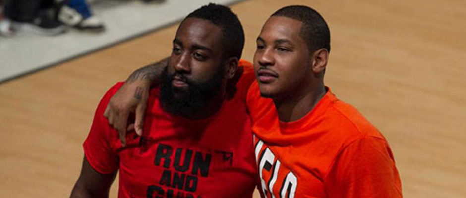 Carmelo Anthony Trade Talks Between New York Knicks and Houston Rockets Now 'Dormant'