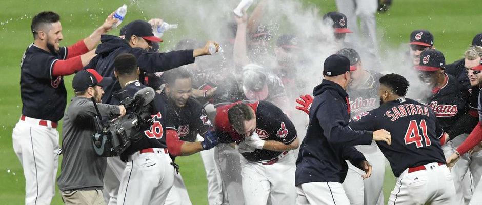 Cleveland Indians' Win 22 Straight Games, Best Streak in 101 Years