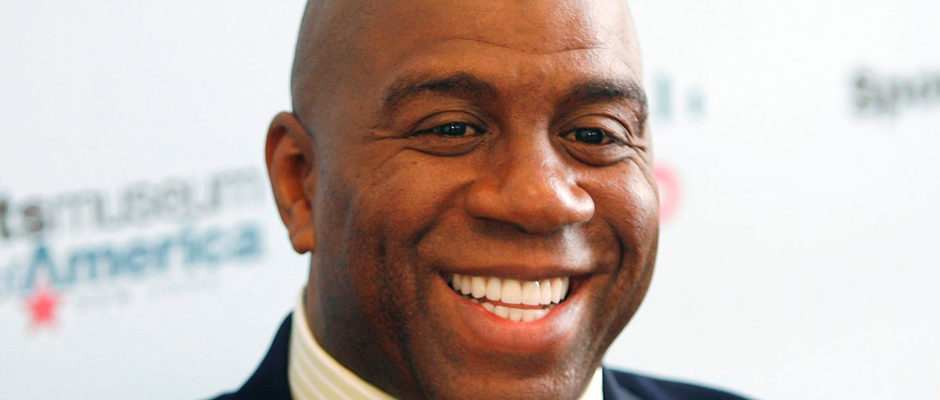 Magic Johnson Told Lakers to Take NBA's $500,000 Tampering Fine Out of His Salary