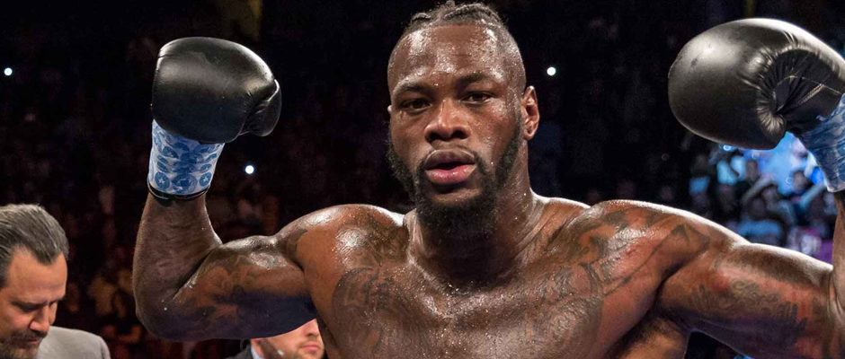 Deontay Wilder's Mind is Boggled