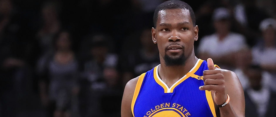 """Kevin Durant: """"I am on the Same Level as LeBron James"""""""