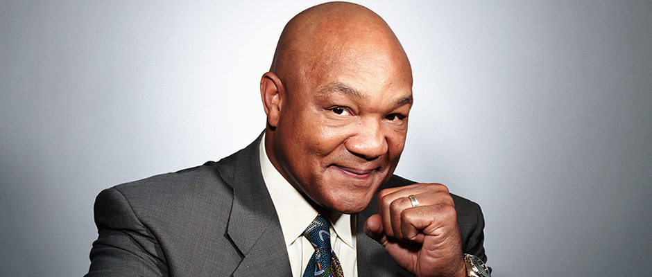 Happy Birthday to Big George Foreman