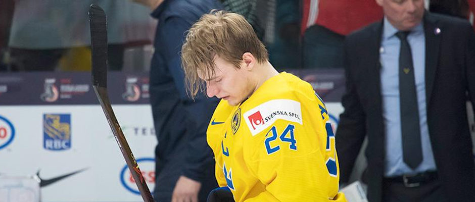 IIHF Suspends 5 Swedish Players, 3 Coaches for Incident During the World Juniors