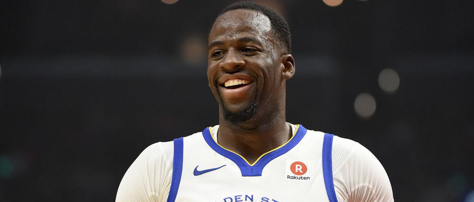 """Draymond Green: """"We Want Another Championship, it Doesn't Matter to us Who we Play"""""""
