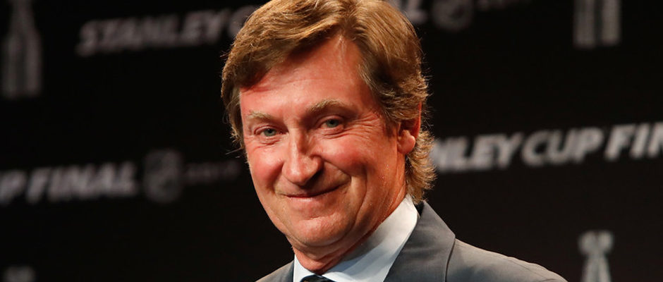 Wayne Gretzky Named Global Ambassador of KHL's Kunlun Red Star