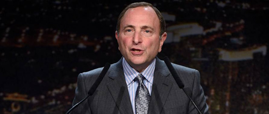 NHL Announces Sports Betting Partnership with MGM
