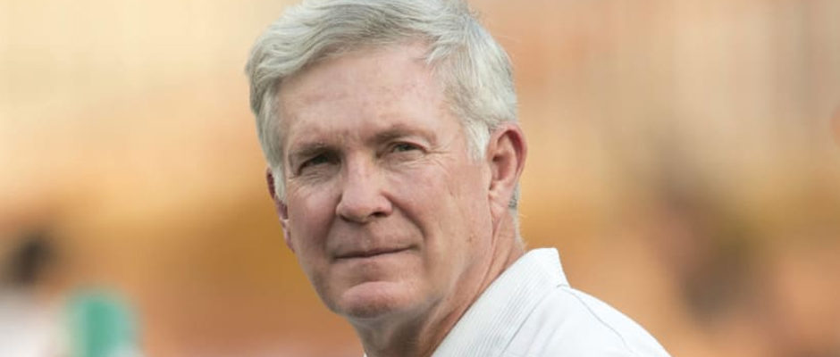 UNC Hires Mack Brown as Head Coach
