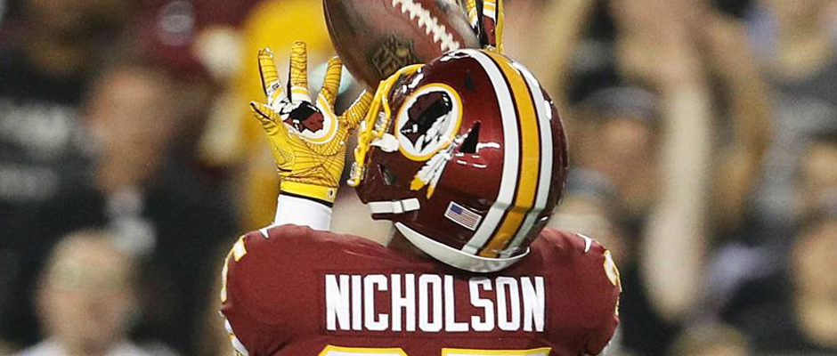 Redskins' Montae Nicholson Charged with Assault