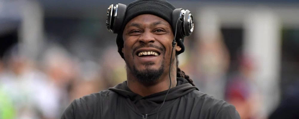 Marshawn Lynch Asked to Be Paid In Quarters For an Interview