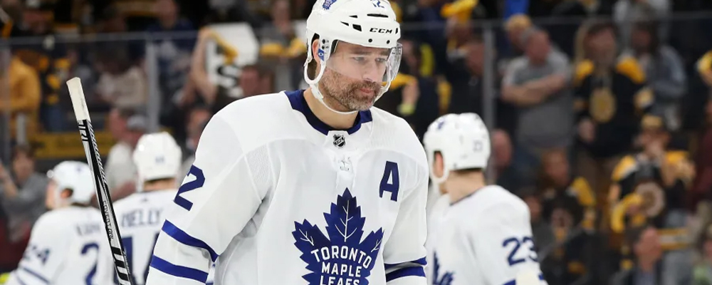 Coyotes Speak with Leafs About Marleau