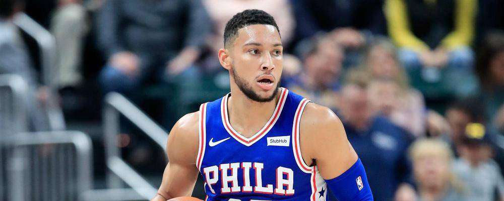 76ers Sign Ben Simmons to Five-Year Extension