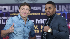 Willie Monroe Jr. Will Look to Shock the World Against GGG