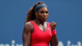 Serena Offers Response to Why She Isn't Smiling