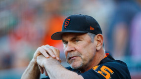 Bruce Bochy, Manager of the Giants, Will Retire at End of Season
