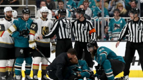 Controversial Call May Have Cost The Knights Game 7 of the Playoffs